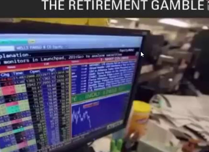 Retirement Gamble